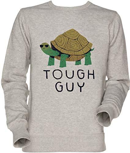 Vendax Tough Guy Unisex Sweatshirt Grau