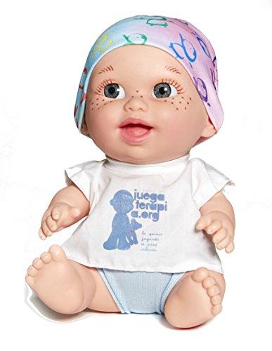 Juegaterapia Baby pelón, Ricky Martin (Muñecas Arias 0151)