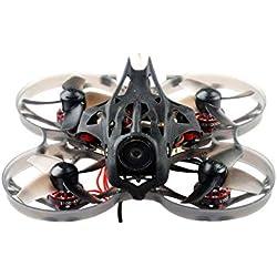 Happymodel Mobula7 HD 75mm FPV Mini Drone con CADDX Turtle V2 HD Camera, 3S 11.4v 300mah 30C / 60C batería de alta velocidad, regalo divertido para niños Batterty incorporado