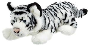 Bauer Blickfänger 14103  - Tigre Siberiano acostado Jaquard 36 cm