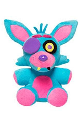 Five Nights at Freddy's: Plush - Foxy Blacklight (Blue)