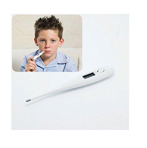Digital thermometer-body-adult-baby-child-oral-underarm- mit Fieber Alarm