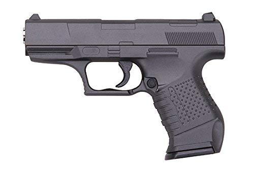 Ghost Airsoft-Pistolet à Billes G.19 métal style P22 à Ressort-rechargement manuel-Puissance: 0,5 Joule