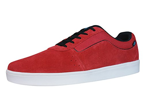 vans men's numeral m low-top sneakers red size: 7 Vans Men's Numeral M Low-Top Sneakers Red Size: 7 41jken3Od9L