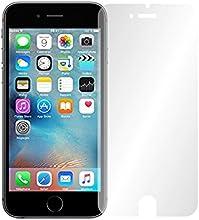 4 x Slabo protector de pantalla iPhone 7 lámina protectora de pantalla lámina protectora (protector de pantalla reducido, a causa de la pantalla curvada)