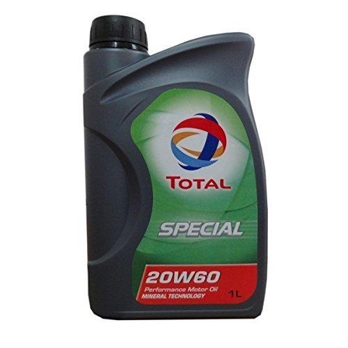Total Olio Motore Special 20w-60 Per Motori Con Elevato Consumo Di Olio-1LT