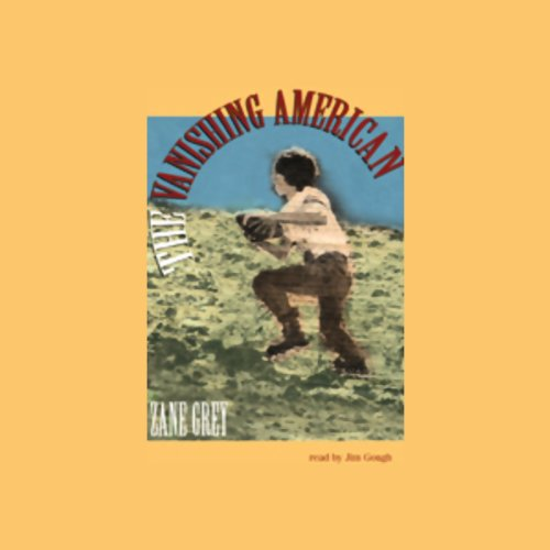 The Vanishing American  Audiolibri