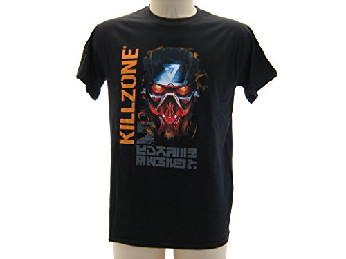 T Shirt Sony Playstation Killzone - Games - L
