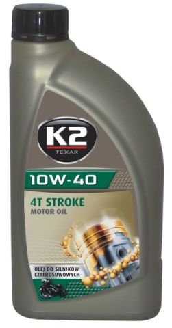 10w40 Motoröl Öl 4T 4 Takt 1 Liter API: SG JASO: MA CCMC: G5