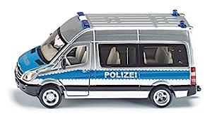 Siku 2313  - La policía de transporte de personal (colores surtidos)