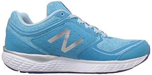 New Balance Women's 520v3 Running Shoe, Bayside/Freshwater, 10 B US Bayside/Freshwater