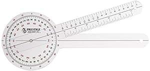 """NCD Medical Protractor Goniomètre 12"""""""