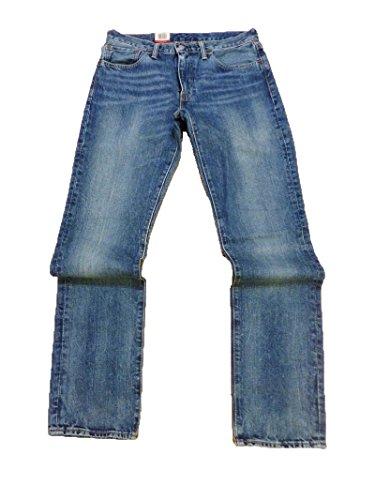 Levi's Levis 512 Herren Jeans Slim Taper 28833-0039 W30 31 32 33 34 36 (W34L34) (Levis Jeans 512)