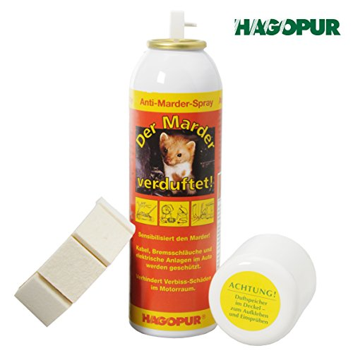 Hagopur Anti-Marder-Spray 200ml