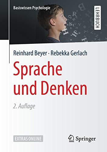 Sprache und Denken (Basiswissen Psychologie) (Denken Und Sprache)
