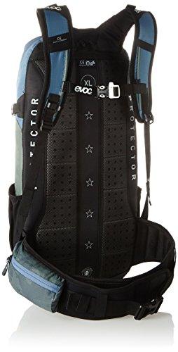 "Evoc Bike-Rucksack/Mountainbikerucksack ""FR Enduro Team 16"" Special Edition blue/Olive/Slate"