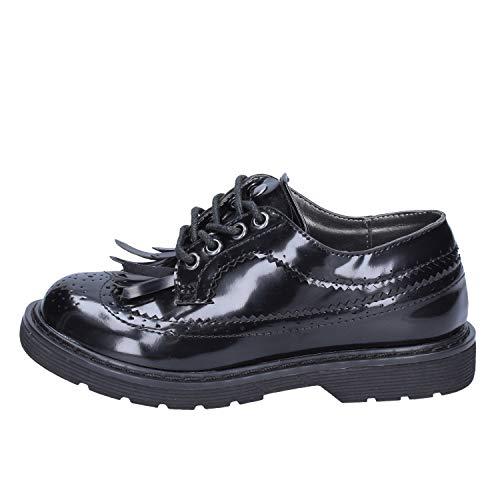 Enrico Coveri Elegante Schuhe Baby Mädchen Synthetisches Leder schwarz 31 EU