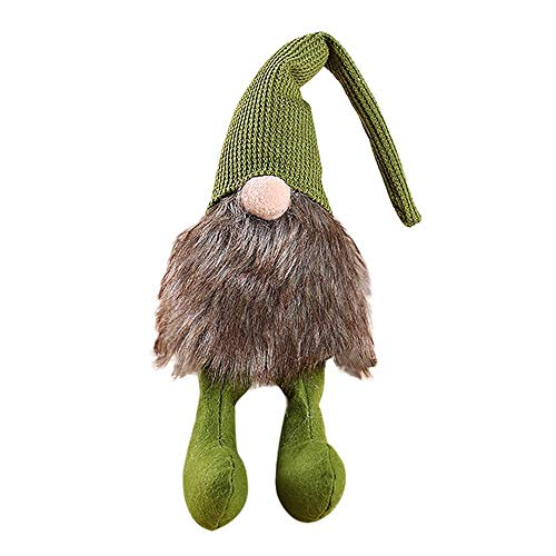 Preisvergleich Produktbild Qiusa Frohe Weihnachten Puppe