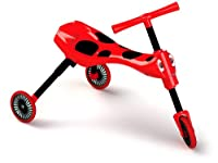 Scuttlebug (Red and Black)