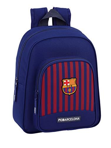 4ab2bfa74e FC Barcelona 2018 School Backpack, 33 cm, Blue (Azul)