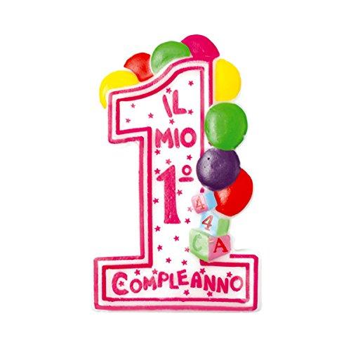 Candela-Primo-Compleanno-Bimba-Colore-Rosa-51471
