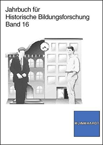 Jahrbuch für Historische Bildungsforschung, Band 16