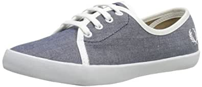 Fred Perry Bell Chambray Woman Navy Chambray 41