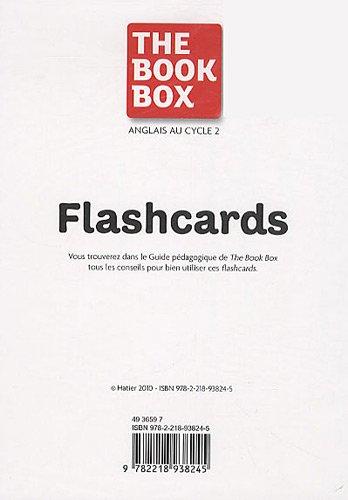 Flashcards Anglais au Cycle 2 - Ds Flashcard