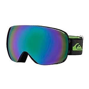 Quiksilver - Masques de ski snowboard - Qs r - Lunettes Homme - Green Multilayer green blue - Lunettes de Soleil