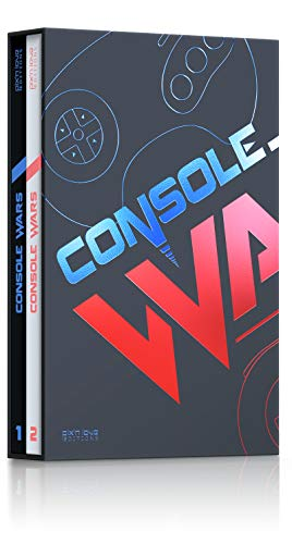Console Wars - Édition Luxe Vol. 1 & 2 par Blake J. Harris