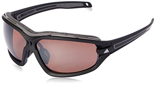 adidas Evil Eye Evo Pro S Polarized Eyewear, Farbe Marrã³ n, Schwarz