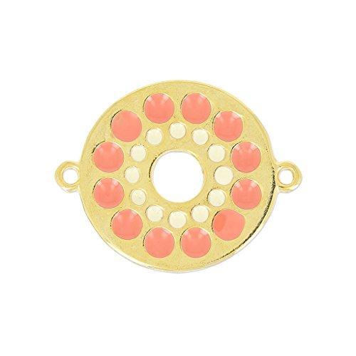entrepieza-redondo-esmalte-epoxi-2-anillas-27-mm-coral-marfil-dorado-x1