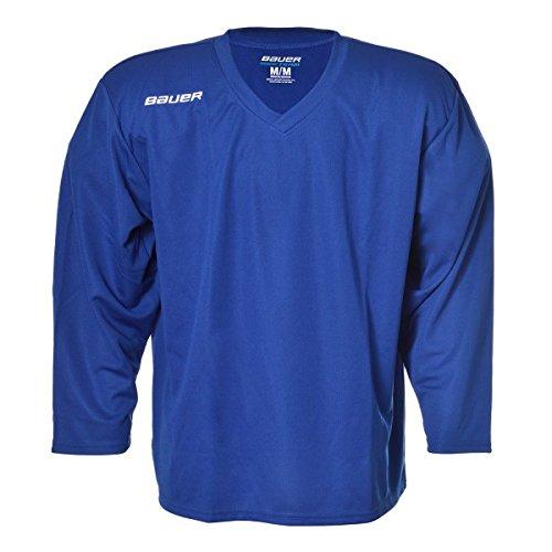 Bauer Trainingstrikot 200 Senior, Größe:XL;Farbe:blau