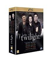 Coffret intégrale twilight : chapitres 1 à 5