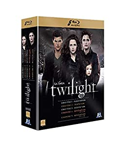 Twilight, La Saga - l'Intégrale - Coffret Blu-Ray (B00AJO6CE0)   Amazon Products