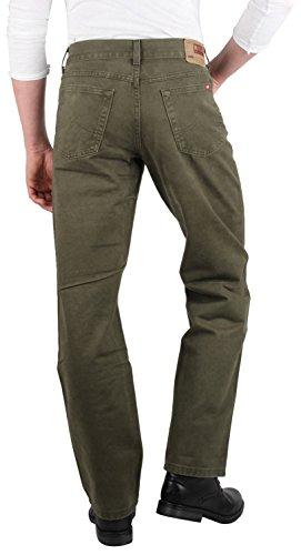 MUSTANG Herren Jeans Big Sur Big Sur 3169 3020/688 Olivgrün