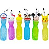Water Bottle For Kids Stylish Animal Sipper Premium Quality Cute Cap Bottles For School Going Kid Perfect Return Gift Birthday Gifts Online Pack Of 1 By Kieana.