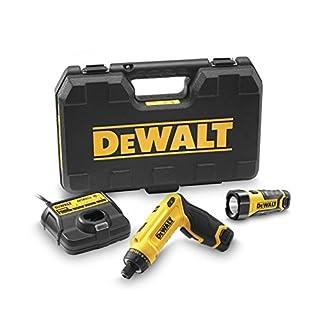 DeWalt DCF680G2F – Atornillador ajustable de batería (7,2 V, 1 Ah, ion de litio)