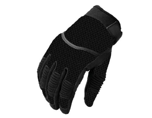 Shaf International SH791-M-BLACK powersports-gloves