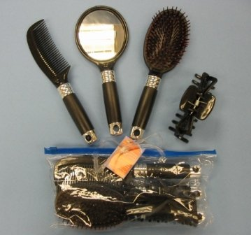 brush-comb-mirror-hair-clip-in-zip-bag-ah0007