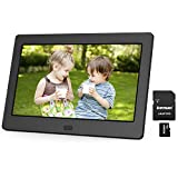 Digital Photo Frame 7 Inch Kenuo 1280x800 High Resolution 16:9 Full IPS Display