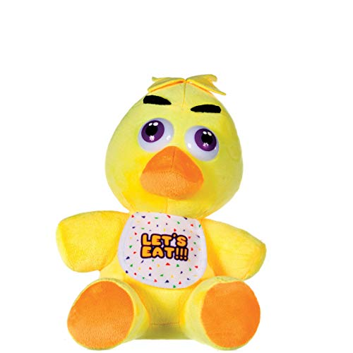 Five Nights At Freddys - Chica Plush - 25cm 10""