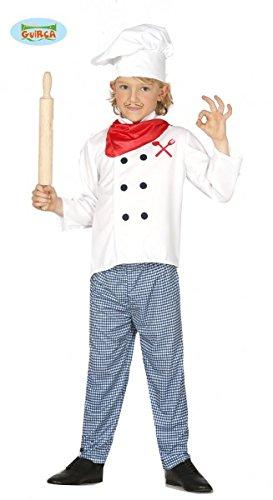 Imagen de disfraz de cocinero infantil 3 4 años