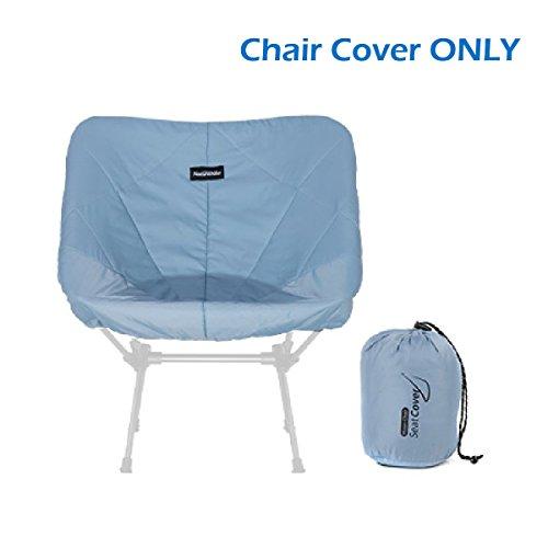 Triwonder zusammenklappbare Stühle Camping Rucksackreisen Quad Camp Stuhl – Drei Arten Sechs Farben (Bice - Stuhlabdeckung NUR)