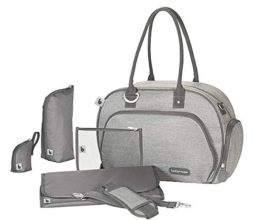 Babymoov A043574 Wickeltasche Trendy Bag, grau - 4