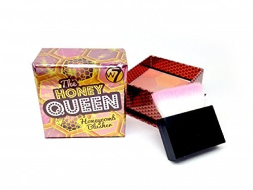 W7 Honey Queen Blusher by Warpaint Cosmetics Ltd (English Manual)