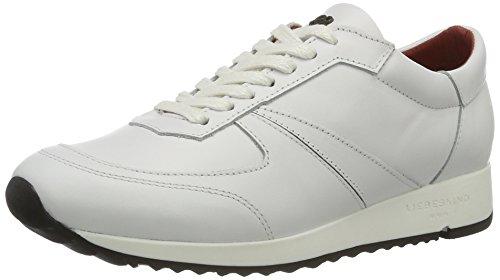 Liebeskind Berlin Damen LF173120 Calf Sneaker, Weiß (Ivory White), 37 EU