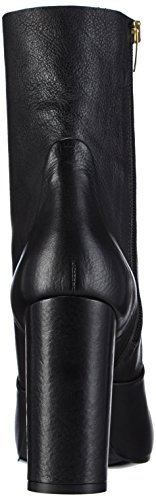 Buffalo London 3416 DREAM Damen Halbschaft Stiefel Schwarz (Black 01)