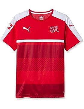 PUMA Kinder T-Shirt Suisse Training Jersey