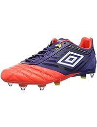 UmbroSpeciali Eternal Pro SG - Zapatillas de Fútbol Hombre, Color Blanco, Talla 43